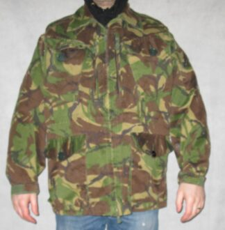 temperate dpm jacket