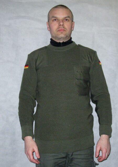 german army jumper