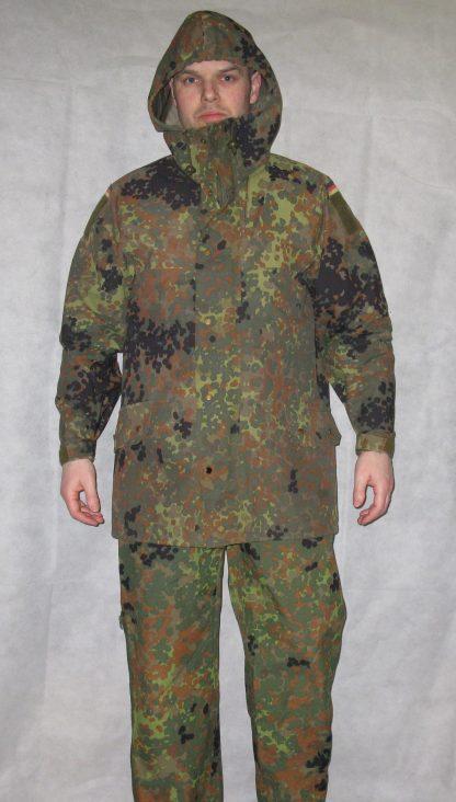 german army waterproof