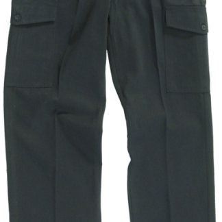 901 combat trousers black