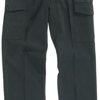 901 combat trousers black