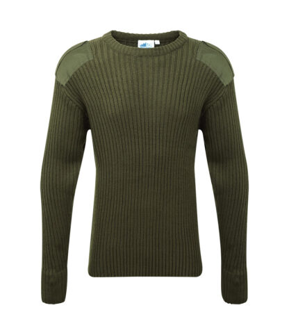army jumper green
