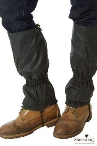wax gaiters
