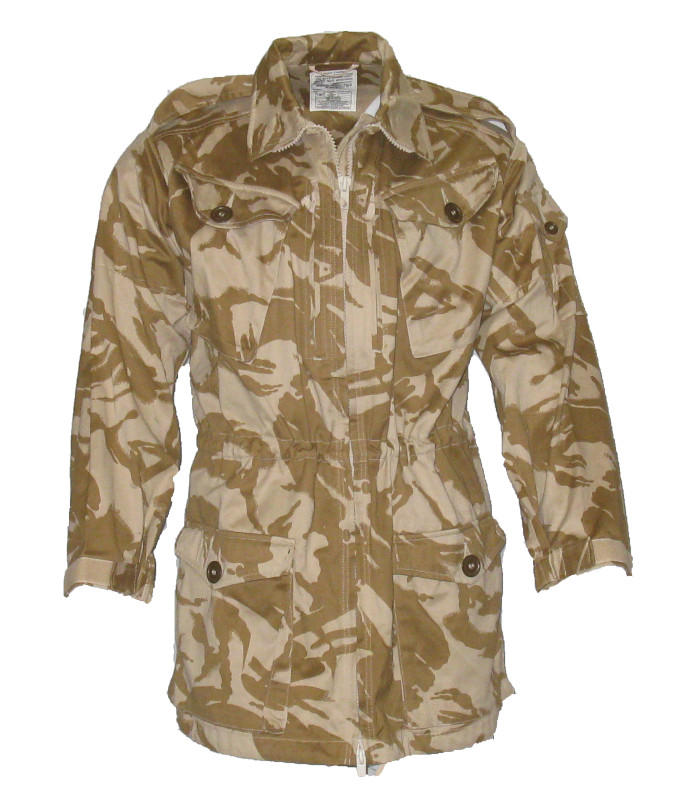 a4537a2962fe3 British Army Desert temperate Jacket on sale £20 in grade 1 condition