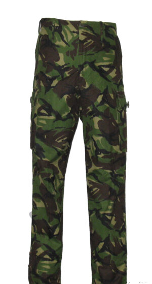 dpm windproof trousers