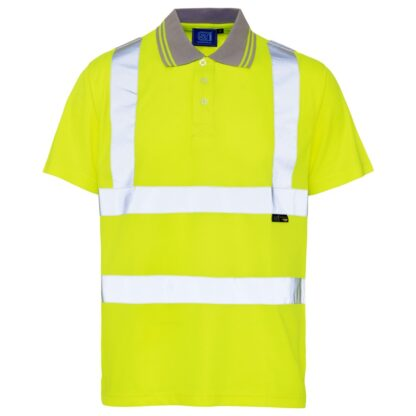 hi vis bird eye polo
