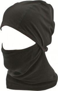 fleece face mask with helmet liner