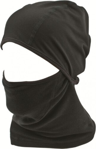 fleece face mask with helmet liner