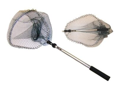 Bow Frame Folding Telescopic Landing Net