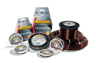 Maxima Chameleon Monofilament Fishing Line