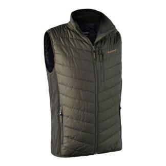 deerhunter moor waistcoat with softshell